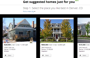 trulia suggests